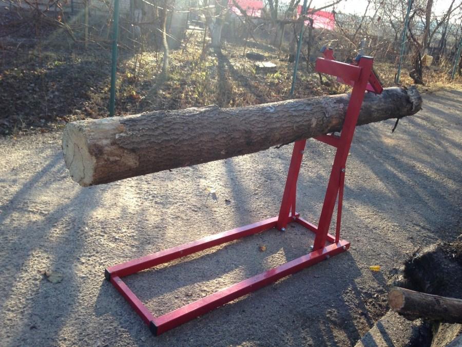 Устройство для пилки дров бензопилой своими руками 42